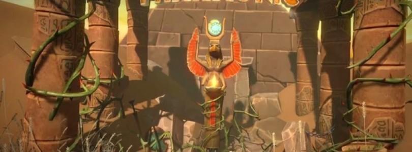 Milkstone Studios tease Pharaonic