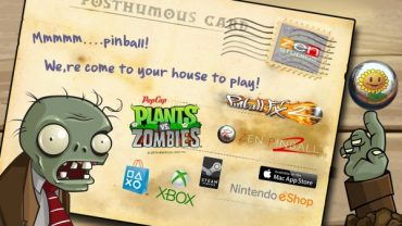 Plants vs. Zombies Pinball brings the battle to the Xbox One