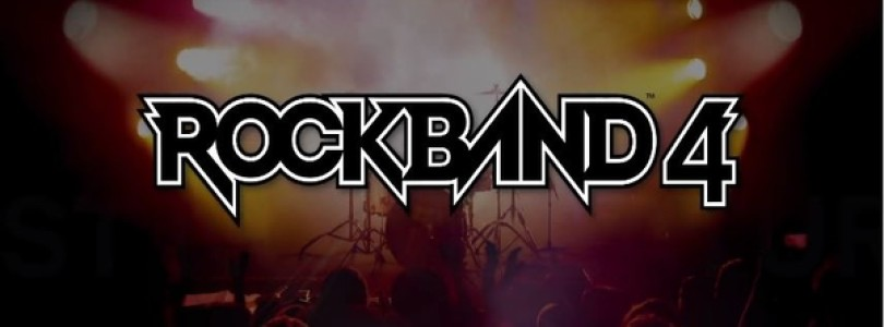 Rock Band 4 80's tracks and Stage Microphone announced