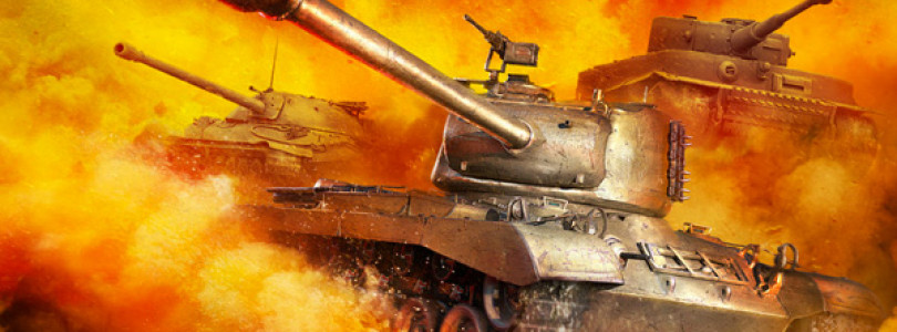 The weekend just got beta with Xbox One World of Tanks