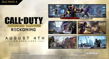 Call of Duty Advanced Warfare: Final Map Pack announced