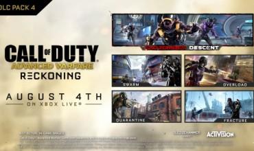 Call of Duty Advanced Warfare: Final Map Pack announced