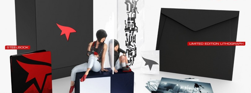 Mirror's Edge: Catalyst Collector's Edition announced