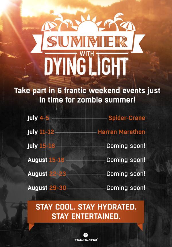 dying light summer