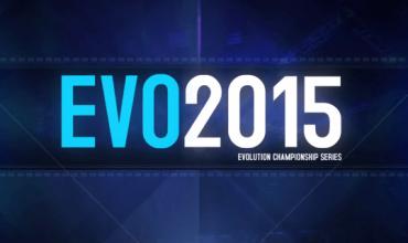 EVO 2015 has begun