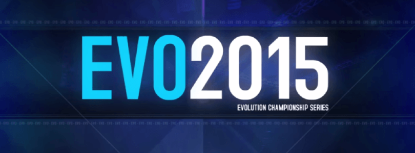 EVO 2015 has begun