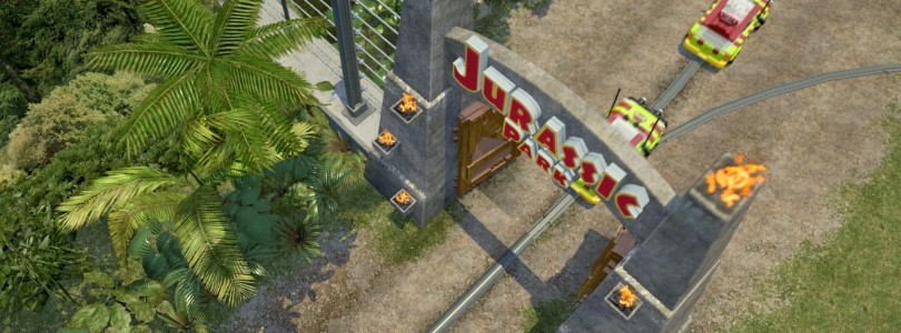 LEGO Jurassic World Review