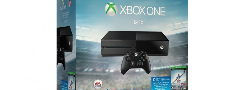Madden NFL 16 Xbox Bundle available for preorder