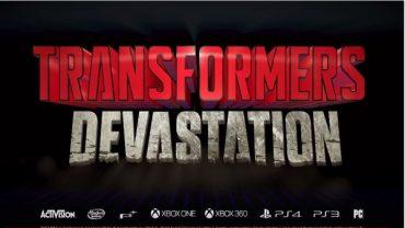 Transformers Devastation gets SDCC trailer