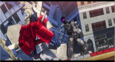 New behind the scenes video for Transformers: Devastation