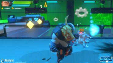 ZHEROS playable at Gamescom 2015