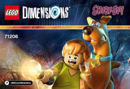 LEGO dimensions scooby
