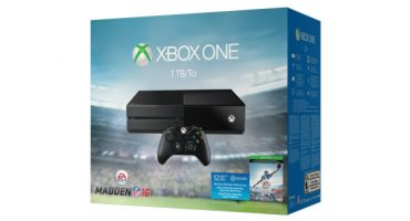 Madden 16 Console Bundle now available
