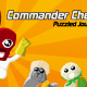 Commander Cherry's puzzled journey review