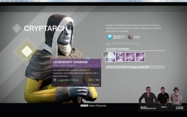 TakenKingcryptarch