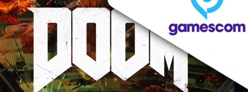 Xbox @ gamescom – Doom is soaked in gore