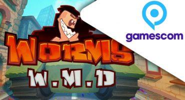 Xbox @ gamescom – Worms WMD