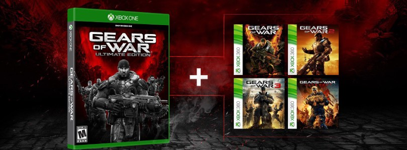 Buy Gears of War Ultimate edition for a great deal