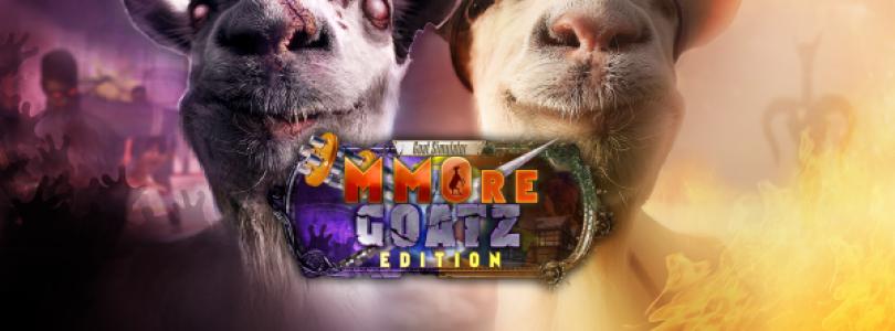 Goat Simulator Mmore Goatz Edition