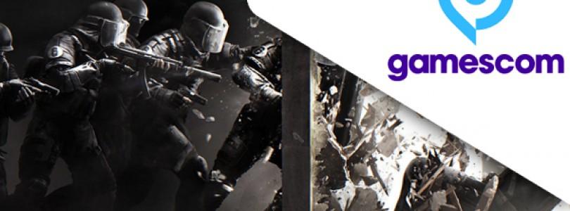 Xbox @ gamescom – Rainbow Six Siege trailer