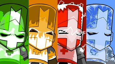 The Castle Crashers are invading Xbox One!