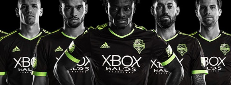 Seattle Sounders to wear Halo 5 kits this weekend