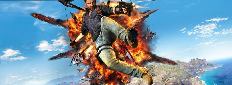 Just Cause 3 mission trailer