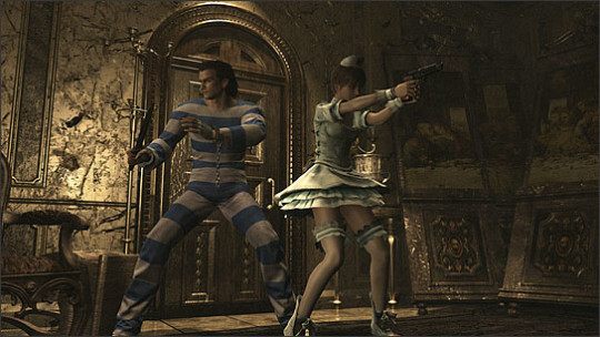 Resident Evil Origins Collection pre-order