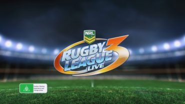 Rugby League Live 3 kicks off