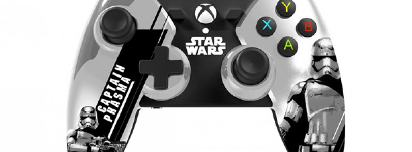 The Force is strong with these Episode VII Xbox One controllers