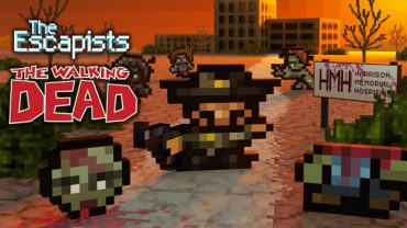 The Escapists The Walking Dead review