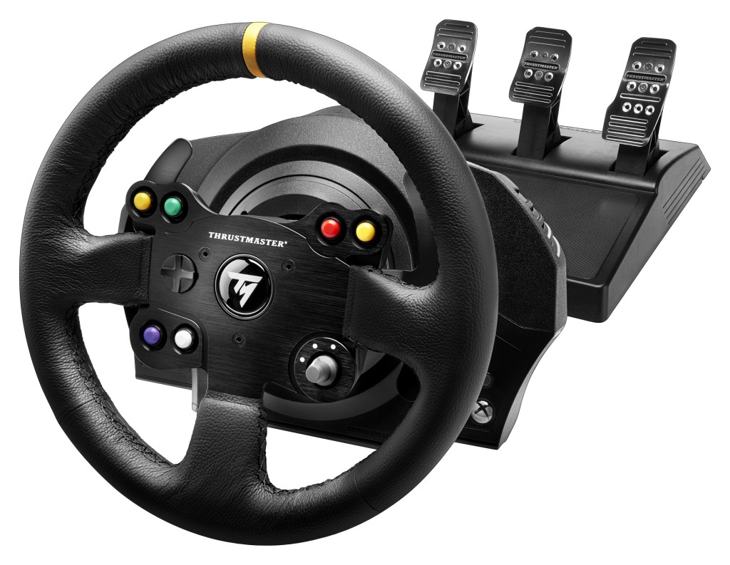 Thrustmaster TX RW LE Set-Up 2