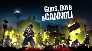 Guns, Gore and Cannoli gets a release date