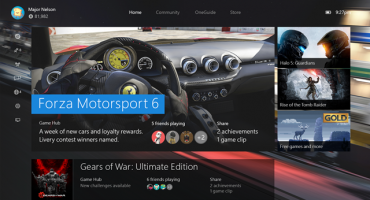 New Xbox Experience rolling out to select users