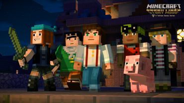 Minecraft: Story mode coming next month