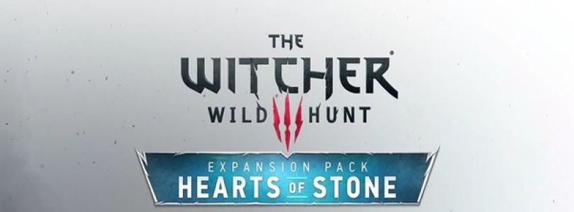 The Witcher 3 reveals the Hearts of Stone