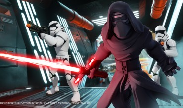 Star Wars: The Force Awakens Play Set coming to Disney Infinity