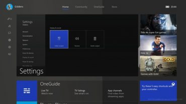 New Xbox One Dashboard and Backwards Compatibility Coming Nov 12th