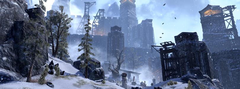 Elder Scrolls Online : Orsinium DLC trailer