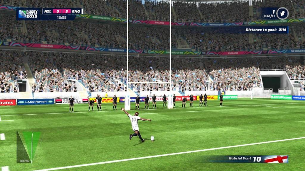 RWC kick