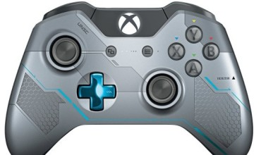 Halo edition Xbox One controllers launched