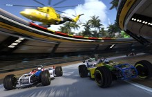 New multiplayer trailer released for Trackmania Turbo