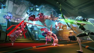 Battleborn closed beta to go live October 29