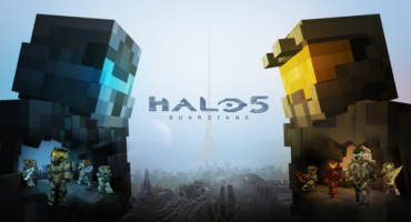 Halo 5: Guardians Minecraft update incoming