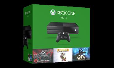 New Holiday Xbox One bundle bargain