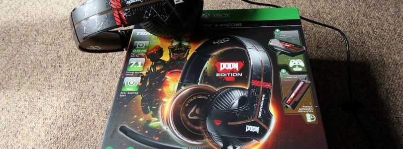 Thrustmaster Y-350X 7.1 Doom Edition headset review