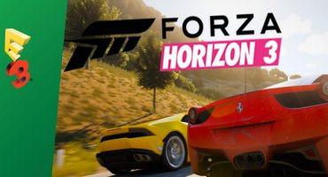 Forza Horizon 3 announced
