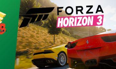 Forza Horizon 3 announced