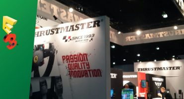 E3 – Behind the scenes with Thrustmaster