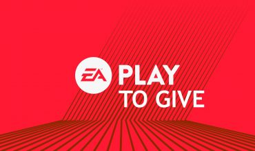 EA launch Play to Give charity event